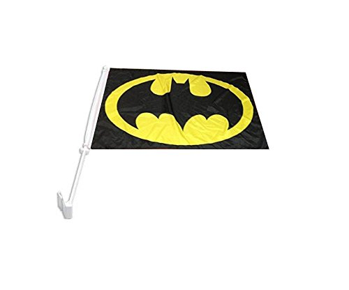 Batman Black Car flag 12