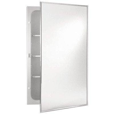 Outstanding Amazon Com Styleline 16 X 22 Recessed Medicine Cabinet Home Remodeling Inspirations Gresiscottssportslandcom