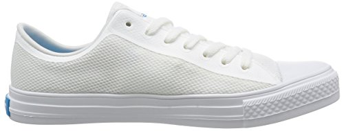 People Footwear Trainers - People Footwear The Phillips Shoes - Really Black/Picket White