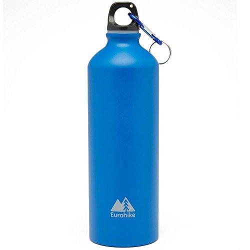 Eurohike Aqua 0.75L Aluminium Bottle Eb2szsx