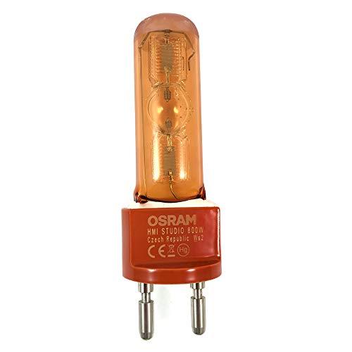 OSRAM HMI Studio 800w G22 base 3200K Metal Halide bulb