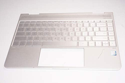 FMB-I Compatible with SG-85000-XUA Replacement for Hp US Palmrest Keyboard 13-W013DX