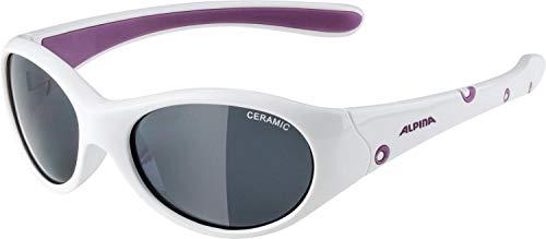 Alpina Mädchen Sonnenbrille Line FLEXXY Outdoorsport-Brille