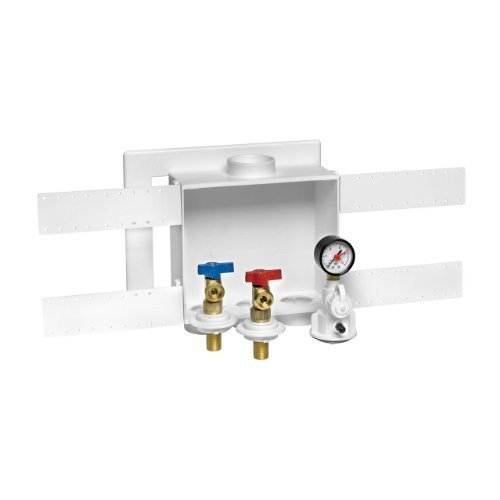Price comparison product image Oatey 38533 2-Inch WIRSBO Standard Pack 1 / 4 Turn Brass Valves by Oatey