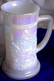 Federal Glass Pearl Lustre (Federal Milk Glass)