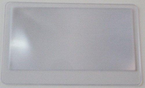 Amazon.com: Lupa de lente de fresnel, pequeña, 6 ...
