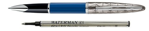 Waterman Carene Contemporary Blue Obsession Rollerball Pen (1904560) ()