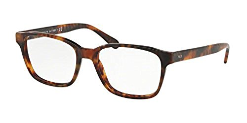 54 Jerry Havana Monturas Vintage De 0ph2186 Rectangulares Gafas Polo 4wXHqH