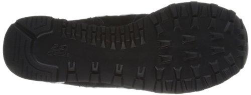 Nieuw Evenwicht M574gs Herren Sneaker Zwart Met Grijs-wit