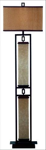 Hunter Kenroy Bronze Sconce (Kenroy Home Plateau Floor Lamp)