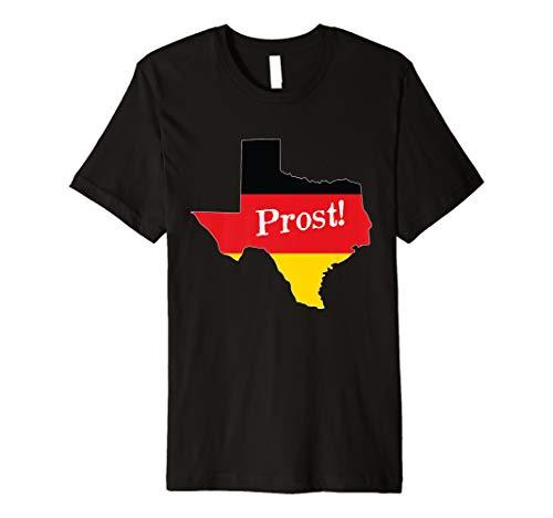 Costumes Houston Tx (Texas TX Squad Drinking Prost Beer German Flag Oktoberfest Premium)