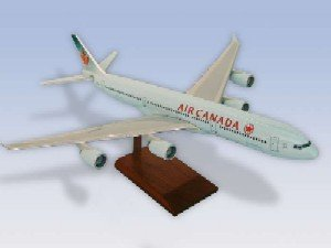 Daron Worldwide Trading G14710 A340-500 Air Canada N/C 1/100 AIRCRAFT