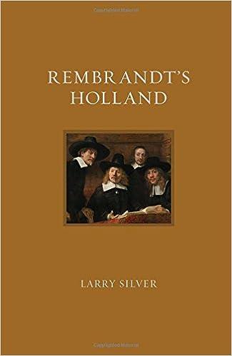 rembrandts holland renaissance lives