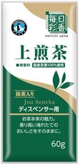 毎日彩香 上煎茶 60g×20袋