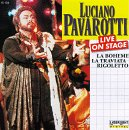 Luciano Pavarotti - Live on Stage