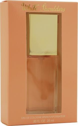 White Shoulders By Evyan For Women Eau De Cologne Spray .85 Oz (Perfume Gardenia White Shoulders)