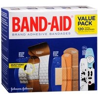 Band-Aid Variety Pack by Johnson & Johnson SLC