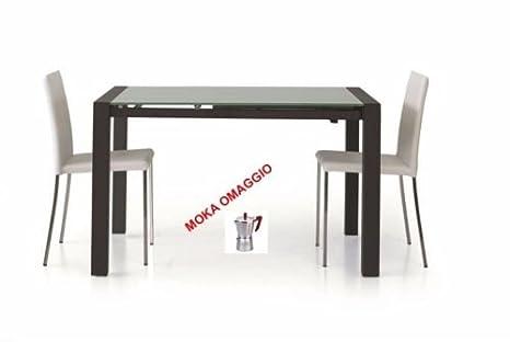 L\'Aquila Design Arredamenti TABLES&CHAIRS tavolo da pranzo in vetro ...