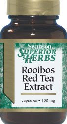 Rooibos Tea Extract 100 mg 30 Caps