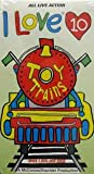 I Love Toy Trains 10 [VHS]
