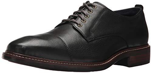 Cole Haan Men's Watson Casual Cap Toe Oxford Shoe, Black, 10 M US