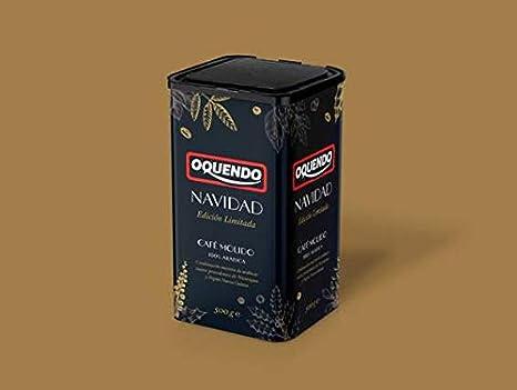 CAFÉ OQUENDO EDICION LIMITADA NAVIDAD: Amazon.es: Alimentación y ...