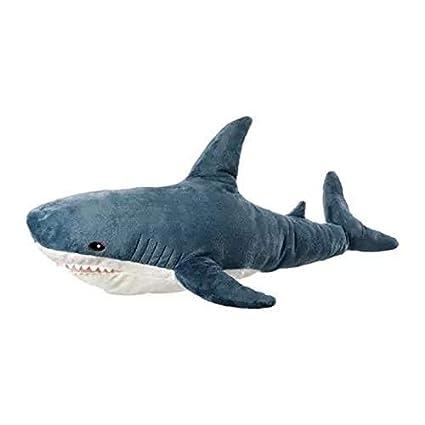 Juguete de Peluche Cojín de tiburón Animal Juguete de ...