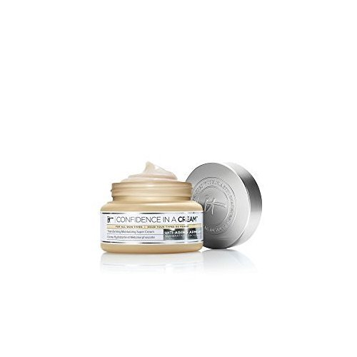IT Cosmetics Confidence In A Cream Super Cream: Deluxe Travel Size .5 oz