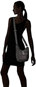 Baggallini Luggage Criss Cross Water Resistant Bag from Baggallini