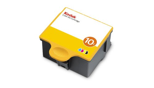 Kodak 10C Ink Cartridge - Color - 1 Year Limited Warranty (Ink Printer Kodak 5100)