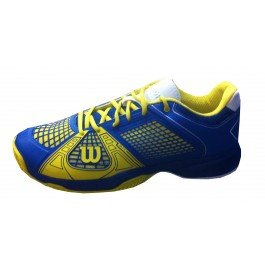 Zapatillas de Padel Wilson Rush Ngx-43,5: Amazon.es ...
