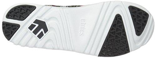 Etnies Scout W'S, Scarpe Sportive Indoor Donna, Nero (Black/White/Black), 35.5 EU (3 UK)