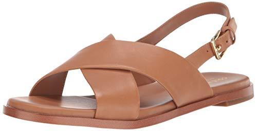 - Cole Haan Women's Fernanda Grand Sandal, Pecan Leather, 9.5 B US