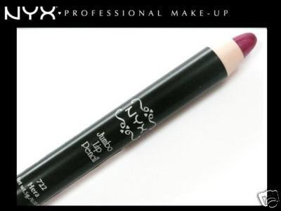NYX Jumbo Lip Pencil 722 Hera -  Nyx Cosmetics, NYX-JLP722