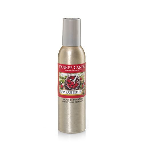 Yankee Candle Red Raspberry Concentrated Room Spray, Fruit Scent