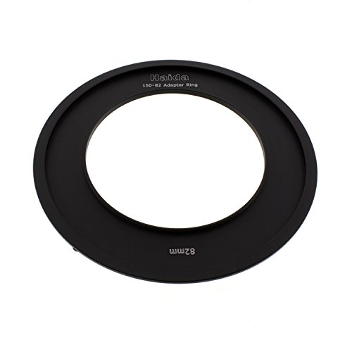 Haida 82mm Metal Adapter Ring for 150 Series Insert Filter Holder