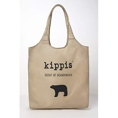 kippis easy carry eco bag BOOK style 1 しろくま 付録