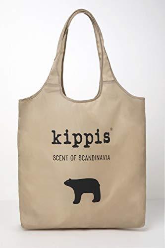 kippis easy carry eco bag BOOK style 1 しろくま 画像 B