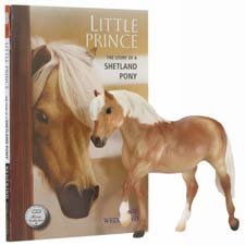 Breyer Little Prince Book and Model Set