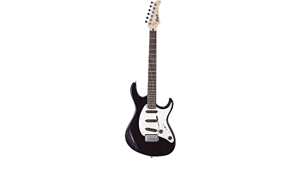 Cort G200 BK - Guitarra eléctrica (madera): Amazon.es: Instrumentos musicales
