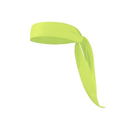 CapsA Sports Headband Head Ties Sweatbands for Women Men Boys Girls Kids Performance Elastic & Moisture Wicking Head Tie Sports Headband Running Tennis Karate Pirates Stretch Moisture Wicking