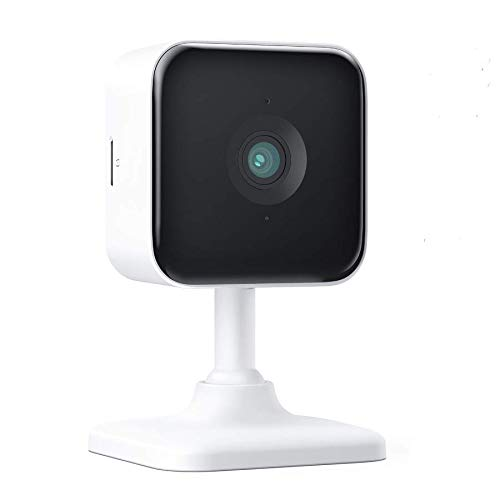 🥇 Teckin Cam 1080P FHD Indoor Wi-Fi Smart Camera for Home Security