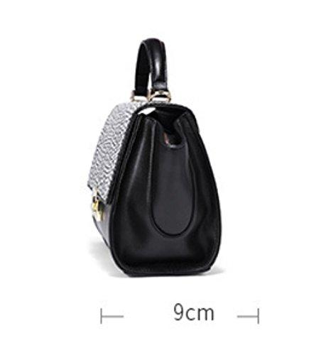 Women's Handbags Tote Bag Shopping Casual Bags Lady's Black Bag Messenger qRwAxS1Uq
