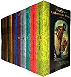 A Series Of Unfortunate Events Lemony Snicket 13 Books Collection Pack Set RRP: £77.87 ((Includes The Bad Beginning, The Reptile Room, The Wide Window, The Miserable Mill, The Austere Academy, The Grim Grotto, The Penultimate Peril, The End)