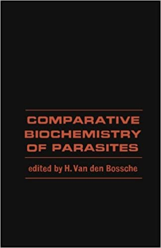 Comparative Biochemistry Of Parasites Extra Info For The Botany Coloring Book