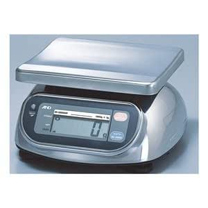 A&D SK-10KWP SK-WP Series Washdown Digital Scale