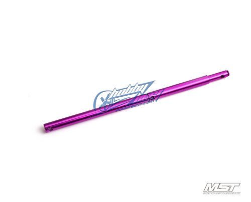MST FSX Alum. propeller shaft (purple) [210473P] -