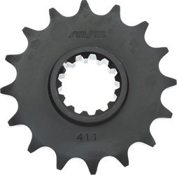 (Sunstar 520 Steel Front Sprocket - 35915)