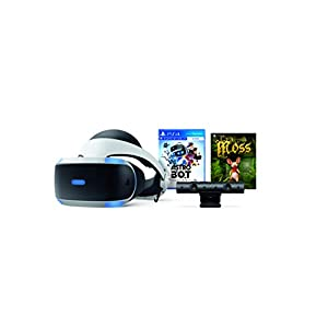 PlayStation VR – Astro Bot Rescue Mission + Moss Bundle