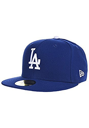 sports shoes e72ae 9337d New Era 59FIFTY Los Angeles Dodgers MLB 2017 Authentic Collection On Field  Game Fitted Cap Size